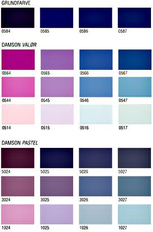 vægmaling Farvekort   Vægmaling vægmaling
